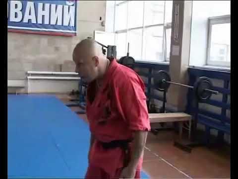 Кочергин попросил его ударить / СТАРОЕ ВИДЕО
