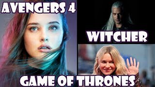 Avengers 4 / The Witcher / Game of Thrones : infos casting et théories !