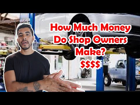 , title : 'Mechanic Shop Owners Make This Much Money Secret