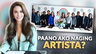 PAANO AKO NAGING ARTISTA! | IVANA ALAWI