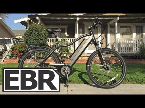 Surface 604 Colt Video Review – $1.8k Comfortable, Quality, Torque Sensing Electric Bicycle