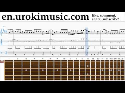 Guitar Lessons Luis Fonsi Ft. Daddy Yankee - Despacito Sheet Music Tutorial Part#2 Um-i352 Mp3