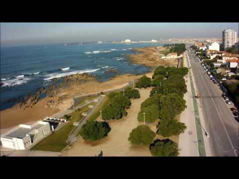 Drone X21 Praia do Homem do Leme Molhe de Carreiros