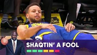 Plays 5 - 1 And The 2017 - 2018 Shaqtin' MVP | Shaqtin' A Fool Season Finale