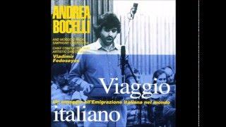Messaggio Bocelli