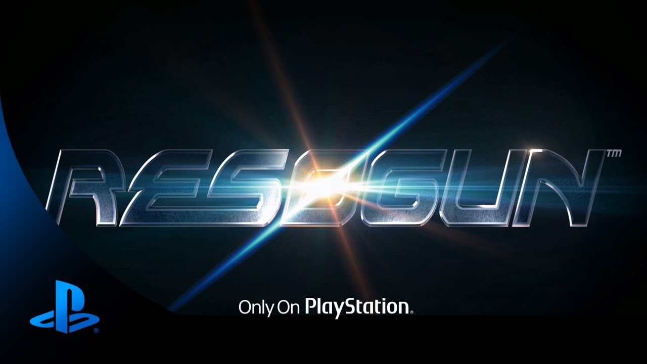 Resogun Out Now on PS4