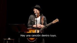 Vive tu canción. | Jon Foreman | Subtitulado español | TEDxUniversidaddeNevada