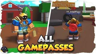 BUYING ALL GAMEPASSES | Farming Simulator