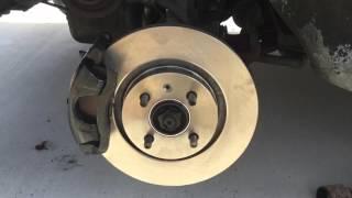 Civic budget big brakes