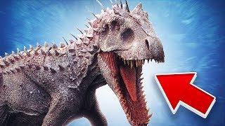 Best Dinosaur Ever: INDOMINUS REX!! (Jurassic World Evolution)