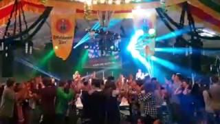 Vogelbeerbaum - Michael Schunke live mit Band (Dorfrocker Cover Volksfest Treuchtlingen 15.7.2017)