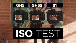 At ISO25,600—does the new Lumix S1 outperform GH5S? 📷 ISO TEST