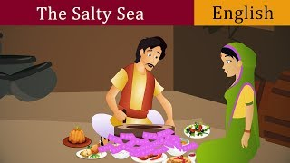 Salty Sea Story in English   Fairy Tales in English   Bedtime Stories