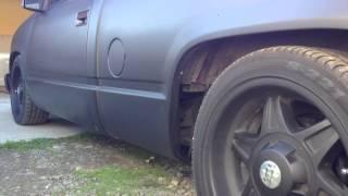 Turbo LS swapped 454SS chevy truck - Самые лучшие видео