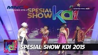 Roro Fitria Vs Denada - Spesial Show KDI 2015 (19/5)