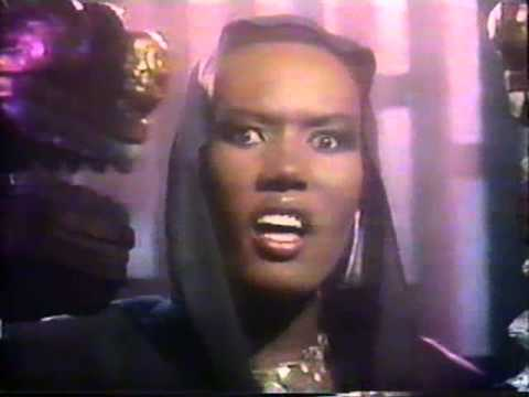Grace Jones Crush Performance on Solid Gold 1986