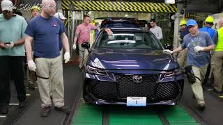 Toyota AVALON - (MANUFACTURING and PRODUCTION)