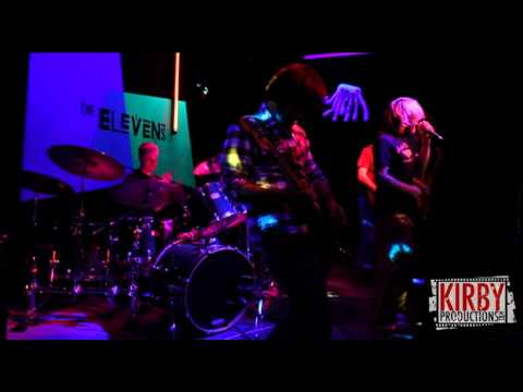 "Of The Earth ""Heaven Sent"" LIVE @ The Elevens 1/14/11"