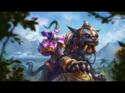 Paladins Official Battle Cat Mount Trailer