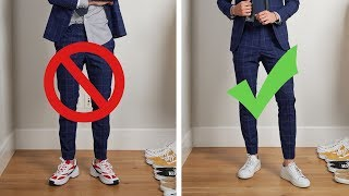 mqdefault - How to Wear Suits With Sneakers | 8 Do's & Don'ts + Outfit Inspiration | Men's Fashion