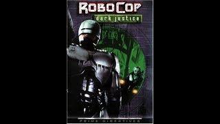RoboCop -01- Dark Justice (cz dabing)