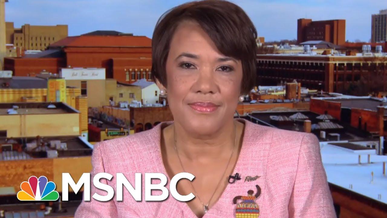 Update On The Flint Water Crisis With Flint Mayor Karen Weaver | AM Joy | MSNBC thumbnail