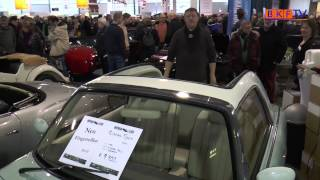 preview picture of video 'Bremen Classic Motorshow 2015 - BKF TV Reportage'