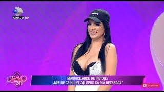 Bravo, ai stil! - Andreea Tonciu, aparitie SEXY, de senzatie! S-a dezbracat de la prima editie!