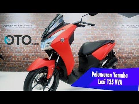 Peluncuran Yamaha Lexi 125 VVA I OTO.com