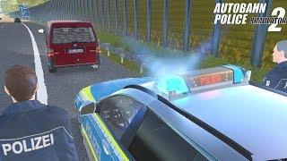 Autobahn Police Simulator 2 Stone Thrower Gameplay 4k