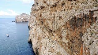 Cueva de Neptuno en Alguero Cerdeña (Sardinia)