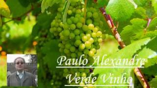 Paulo Alexandre - Verde Vinho