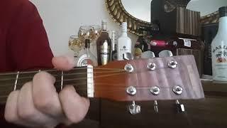 Teoman Istanbul'da Sonbahar Akustik Gitar Cover