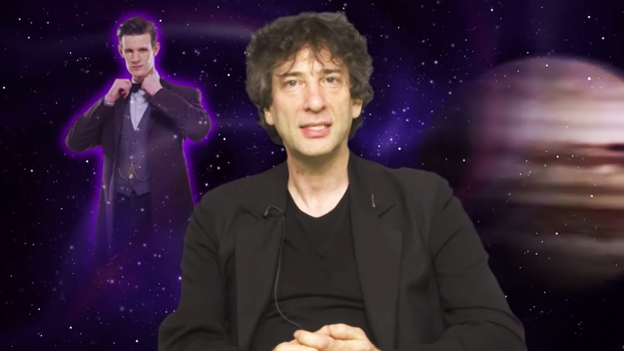 Neil Gaiman Talks About His Doctor Who E-Book