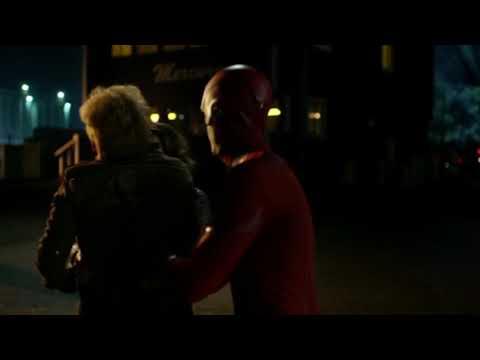 The Flash season 5 episode 2 ending scene Team flash vs Cicada& Cisco vibes Caitlin