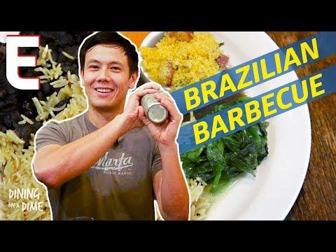 Lucas Peterson's Brazilian Feast at Carioca London — Dining on a Dime