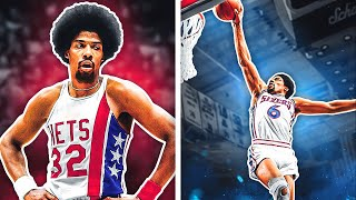 How Good Was Dr. J Actually?