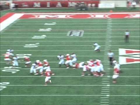 Jayson Dimanche 2012 Highlights Southern Illinois University #34