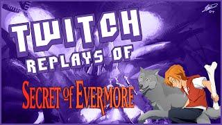 Retro Saturdays - Secret of Evermore (Day 1)