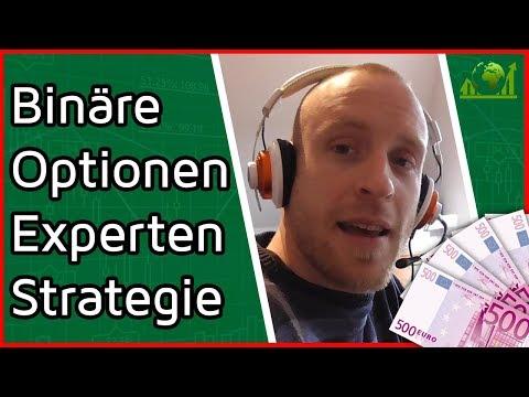 Binäre Optionen Experten Strategie für sichere Gewinne!💰