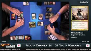 2012 Players Championship Finals: Shouta Yasooka vs. Yuuya Watanabe