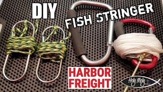 DIY Fish Stringer | Harbor Freight