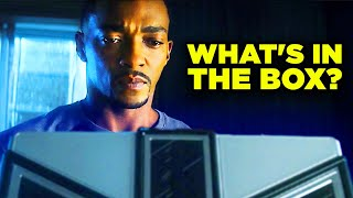 Falcon and Winter Soldier: New Falcon Suit? Episode 5 Q&A | Inside Marvel