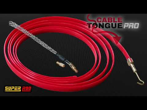 Super Rod Cable Tongue Pro