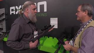 SHOT Show 2018 – Umarex USA; RWS Model 3400 & 3500, Axeon Absolute Zero