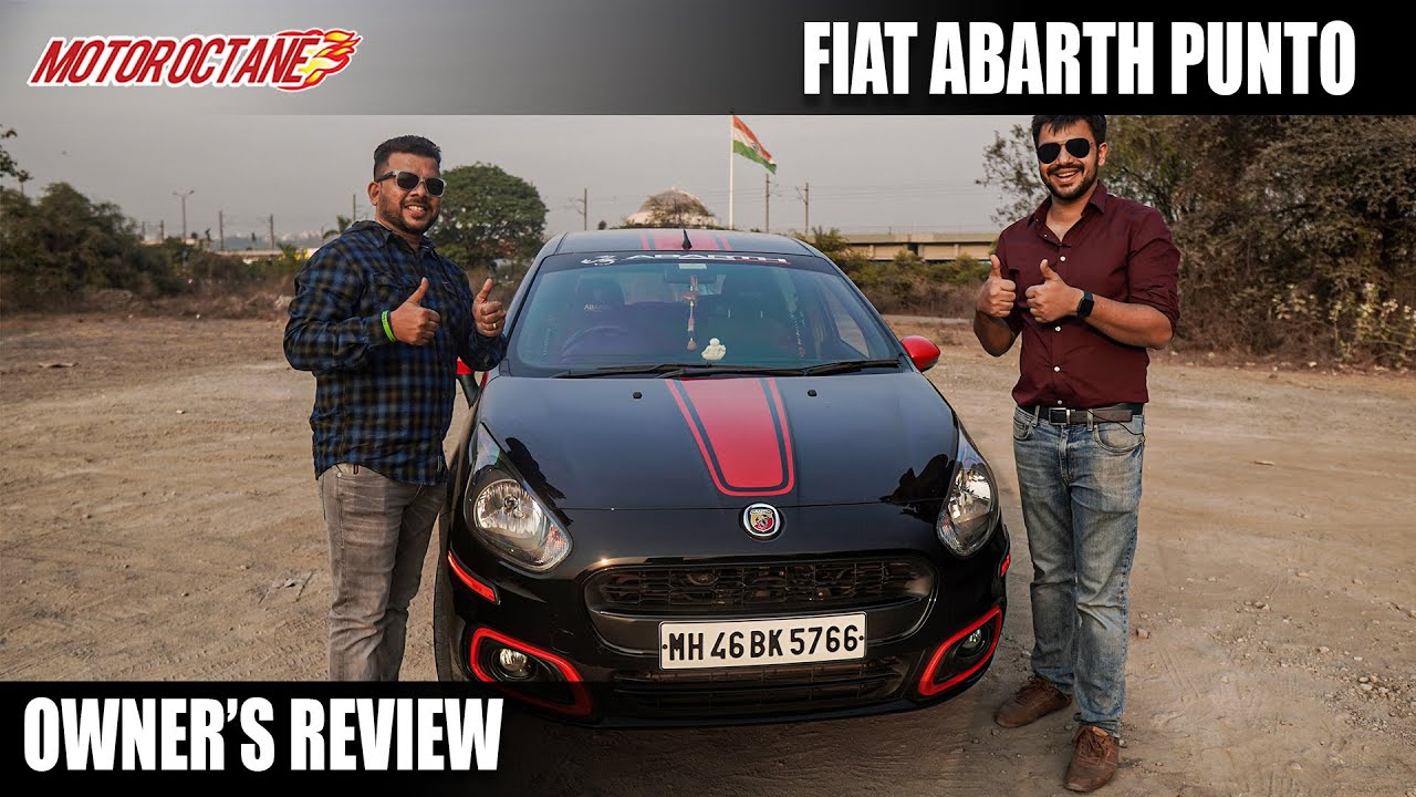 Motoroctane Youtube Video - 25,000km Abarth Punto - Modified - how is service?