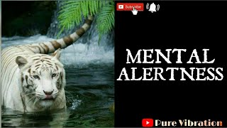 MENTAL ALERTNESS //BOOST YOUR MEMORY //SHARP MIND//MENTAL ACUITY //MENTAL DETOX //PURE VIBRATION