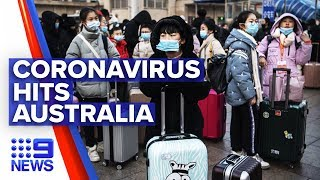 Number of cases of coronavirus in Australia grows | Nine News Australia