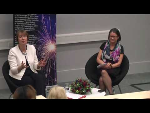 Women in Mind - an interview with Harriet Harman
