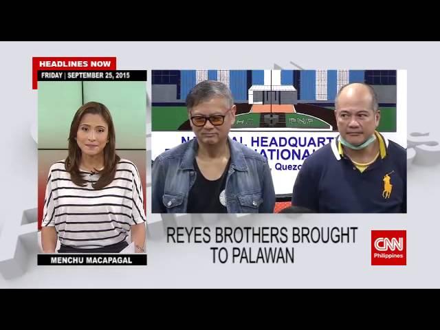 Headlines Tonight On Cnn Philippines Network News